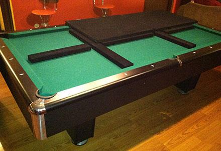 Pool Table Pads