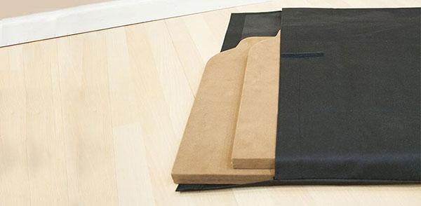 Table Pad Protective Storage Bag
